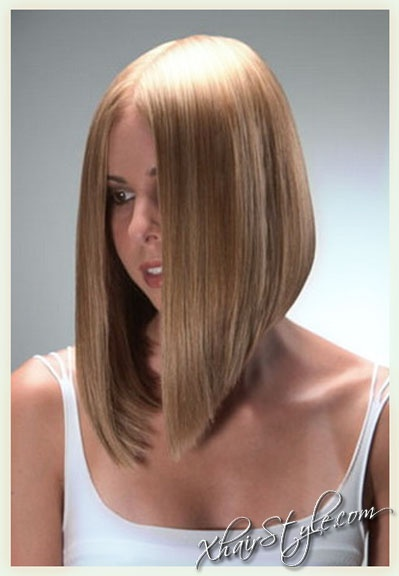 Very Long Bob Haircuts | HAIRBEAUTY | Pinterest