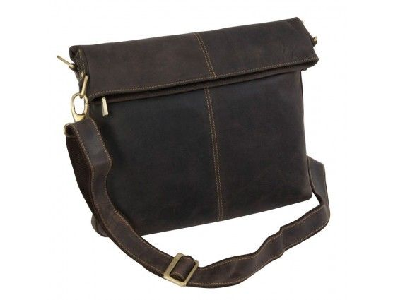 Image of Visconti Zip Top Messenger Bag