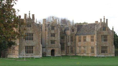 Barrington Court. Just down the road. how lucky am I.