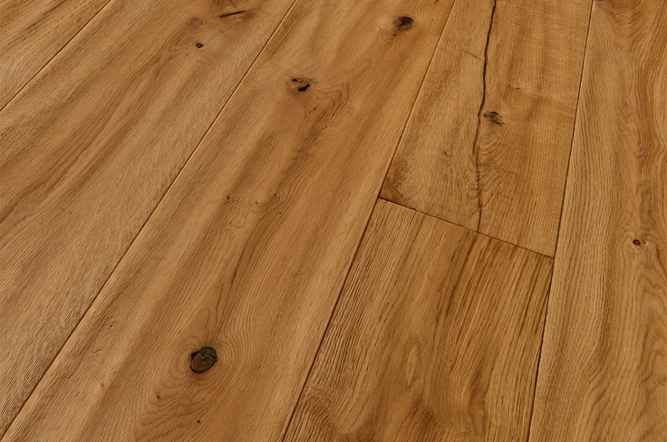 Parador Oak Handscraped Brushed Classic natural oiled
