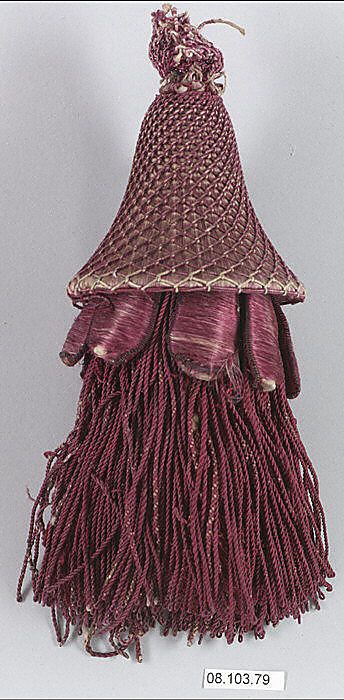 273 best fabulous tassels and trimmings images on for 18th century window treatments