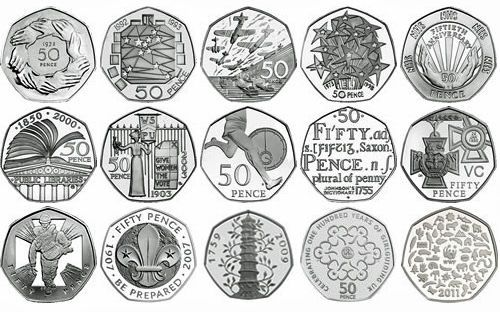 Uk 50p #proof english decimal fifty pence coins #choice of date #1971-2015,  View more on the LINK: http://www.zeppy.io/product/gb/2/191879765220/