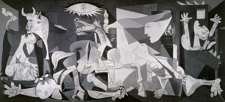 """Pablo Picasso, """"Guernica"""" (1937) © Museo Nacional Centro de Arte Reina Sofia, Madrid, Spain / Bridgeman Images © Succession Picasso 2015 - Pablo Picasso, """"Guernica"""" (1937) © Museo Nacional Centro de Arte Reina Sofia, Madrid, Spain / Bridgeman Images © Succession Picasso 2015"""
