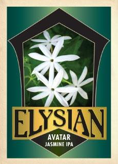 Elysian Avatar Jasmine IPA