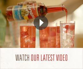 Strawberry and Cream Soda | Recipe | Torani