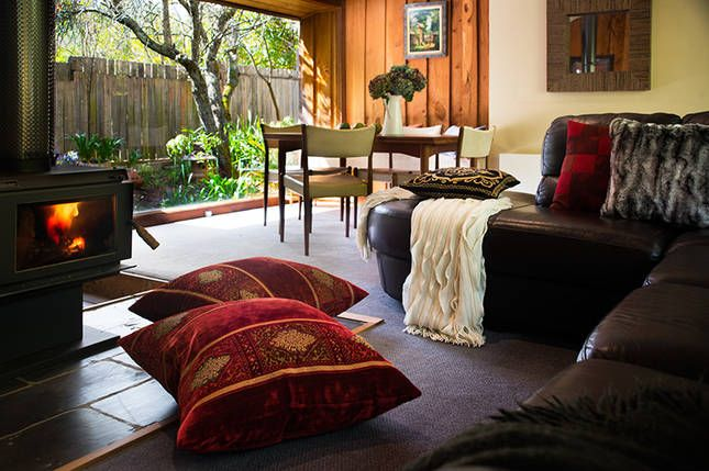 Musk Creek Hollow, a Daylesford B&B(self contained)   Stayz