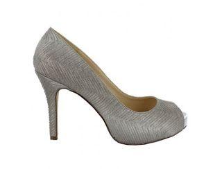 Attica Complementos Bilbao: Zapatos color plata