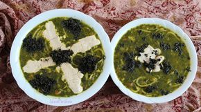 Ash-e Reshteh - Persische Nudelsuppe: Ein perfektes Essen für kalte Tage!