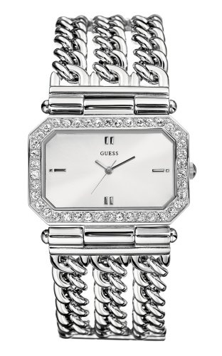 Guess Chain Link Ladies Watch