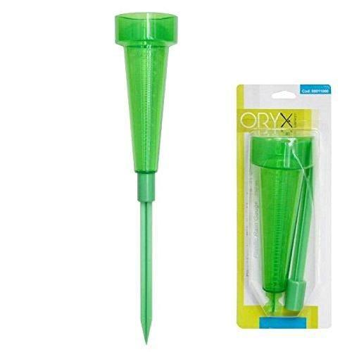 Oferta: 2.83€. Comprar Ofertas de Oryx 8011000 - Pluviómetro de plástico, 35 l, color verde barato. ¡Mira las ofertas!