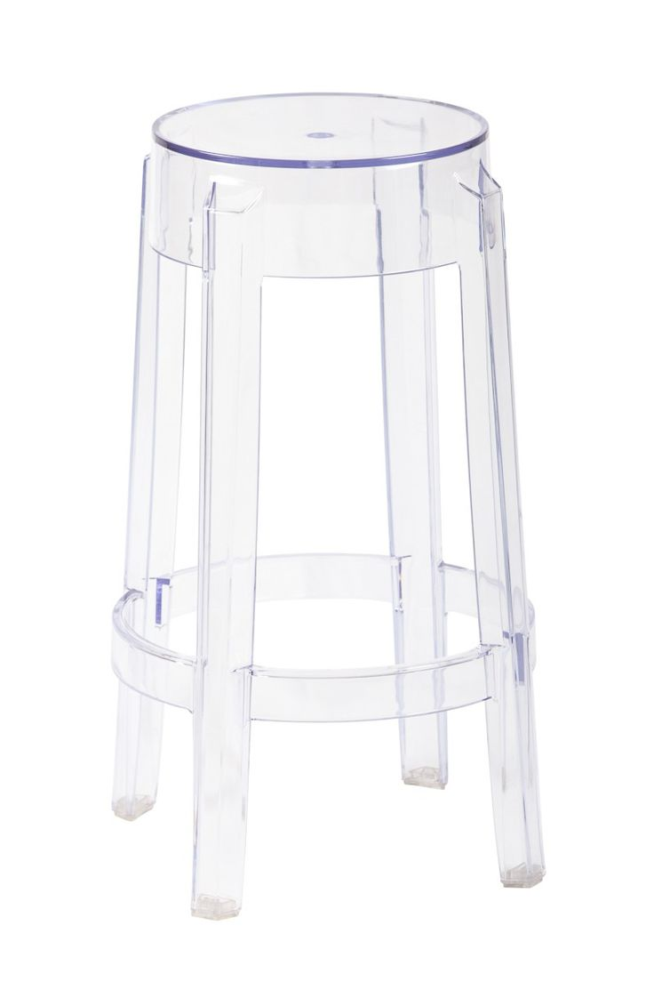 Replica Ghost Stool 66cm Counter Stool -- The Ghost Stool is inspired by  Baroque Louis