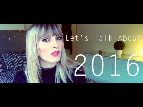 MichelaIsMyName: Let's Talk About 2016 | MICHELA ismyname ❤️
