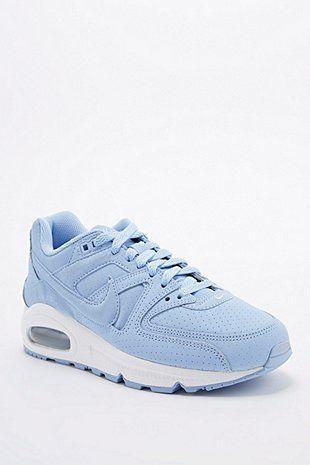 """Nike – Sneaker """"Air Max Command Premium"""" in Kornblumenblau"""
