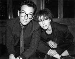 Elvis Costello & Cait O'riordan