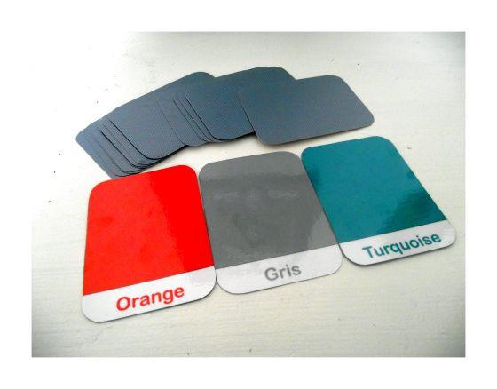 Cartes couleur - Téléchargement gratuit