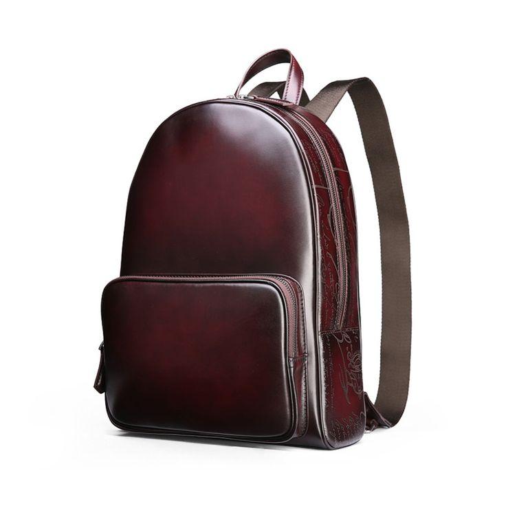 78 best handmade leather bag backpack images on Pinterest | Garden ...