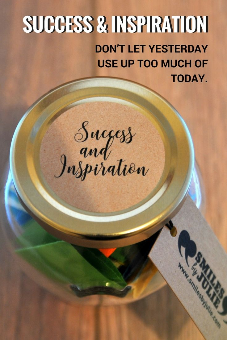 "Success & Inspiration in a Jar. A Month of Thoughtful & Motivational Quotations in a NEW STYLE 314ml Premium Italian Orcio Glass Jar. The Perfect Gift. 31 Multi-Coloured Quotes to Show Your Friends & Family How Much You Value & Believe in Them. ""Be The Reason Someone Succeeds Today""- Complete with own gift box."
