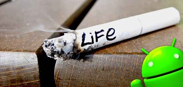 Le migliori applicazioni Android per SMETTERE DI FUMARE Smettere di fumare… Una cosa molto difficile da fare, e in alcuni casi praticamente impossibile.  Si sà, ci vuole prima di tutto un bel po di volontà per raggiungere uno simile scopo, e nella maggi #sigarette #fumare #android #salute