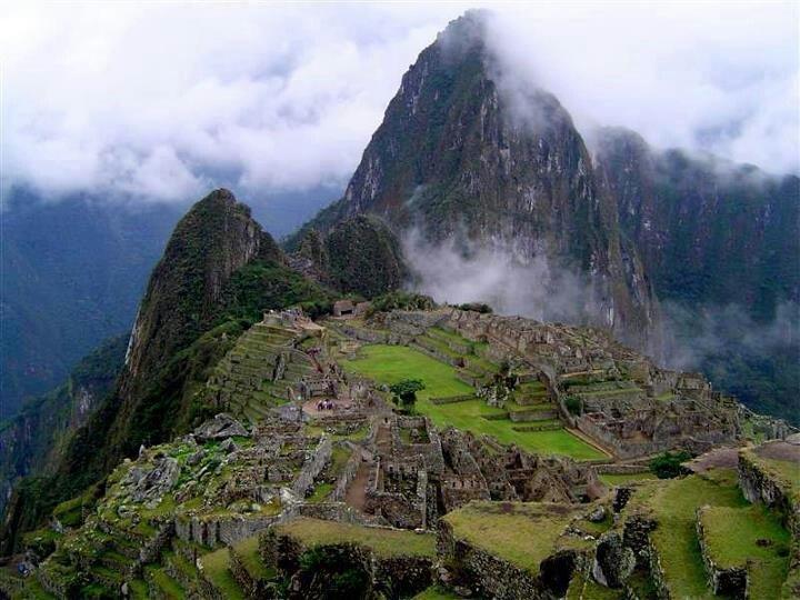 """Peru.  -13° 9' 47.16"""", -72° 32' 44.16"""" Macchu Picchu  http://www.treksandhikingperu.com/"""