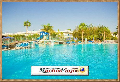 LANZAROTEthbtropicalislandresortplayablanca021✯ -Reservas: http://muchosviajes.net/oferta-hoteles