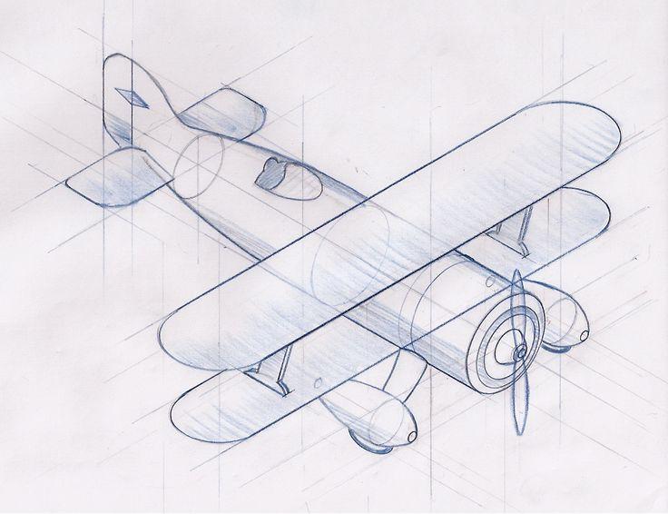 Isometric Sketch 365 By Scott Hulme Flat