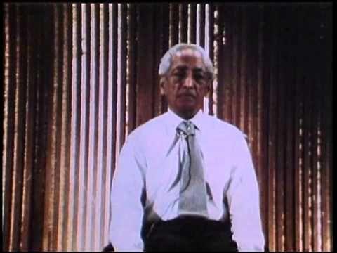 Krishnamurti - Acabar con todo el miedo - 2. ¿Puede la mente estar compl...