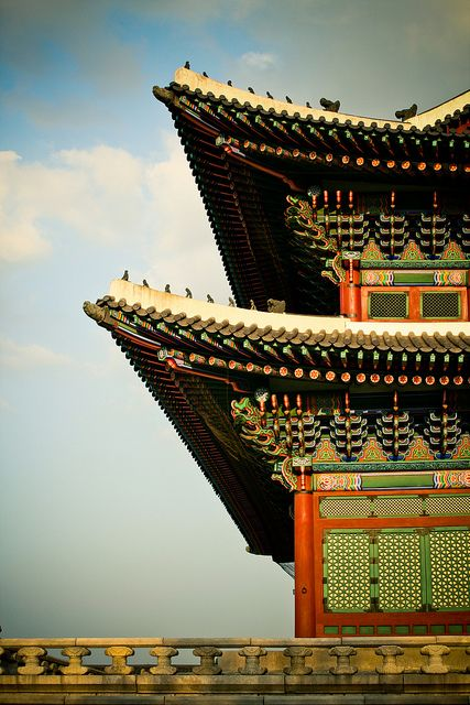 Korea. The ancient Shilla capital in gyeong-ju is really beautiful and interesting.