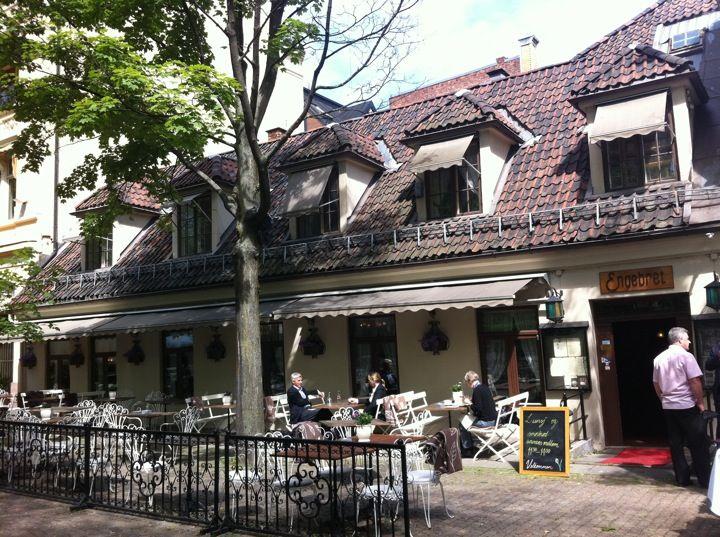 Engebret Café   Bankplassen 1