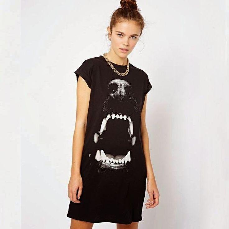 let's shop here : Black Dress