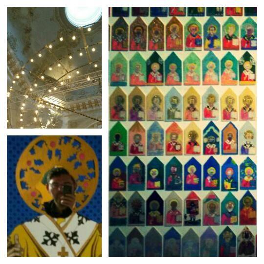 il Mondo di San Nicola e la #birra1087 del #birrificiobari