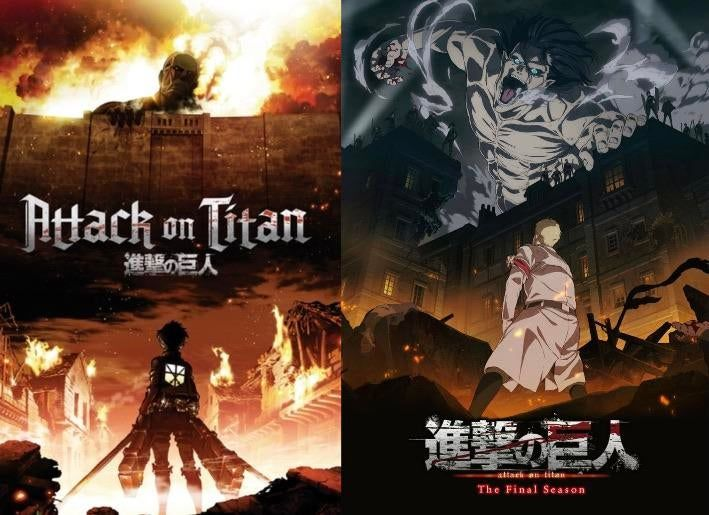 This Parallel Gave Me Straight Up Goosebumps Attackontitan Attack On Titan Season Attack On Titan Attack On Titan Series