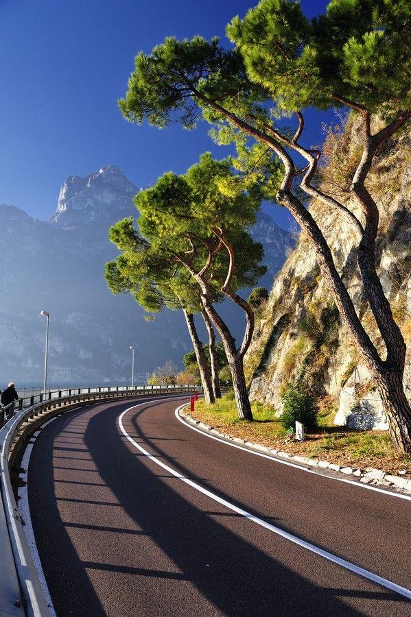 Garda Lake, Italy,  by Gianni Dal Checco