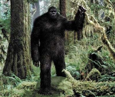 Monster Legends around the World   The Legends Of Bigfoot – Does ...