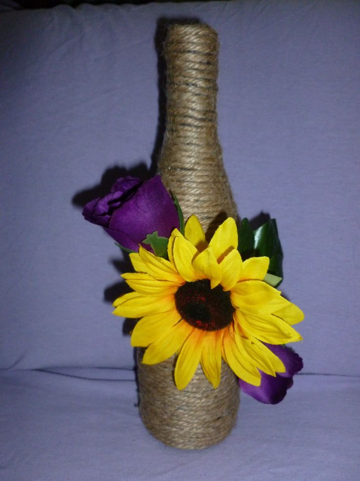 Best images about sunflower centerpieces on pinterest