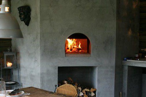 Hoe bouw je eenvoudig een mooi en degelijk onderstel voor je Italiaanse pizzaoven?