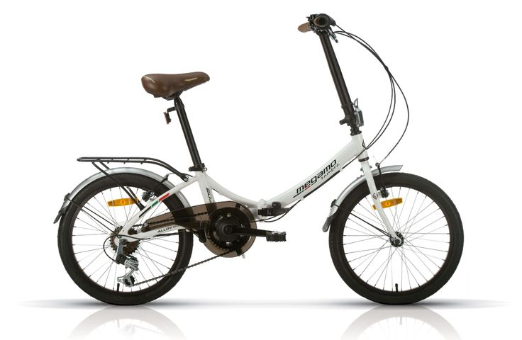 "Bicicleta Plegable Megamo Zambra 20"" blanco. http://www.bicicentral.com/index.php/bicicletas/bicicletas-plegables/bicicleta-plegable-megamo-zambra-entrega-gratuita-942.html"