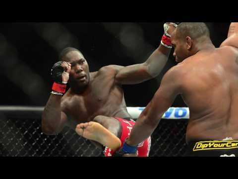 MMA Best of Daniel Cormier vs. Anthony Johnson at UFC 187
