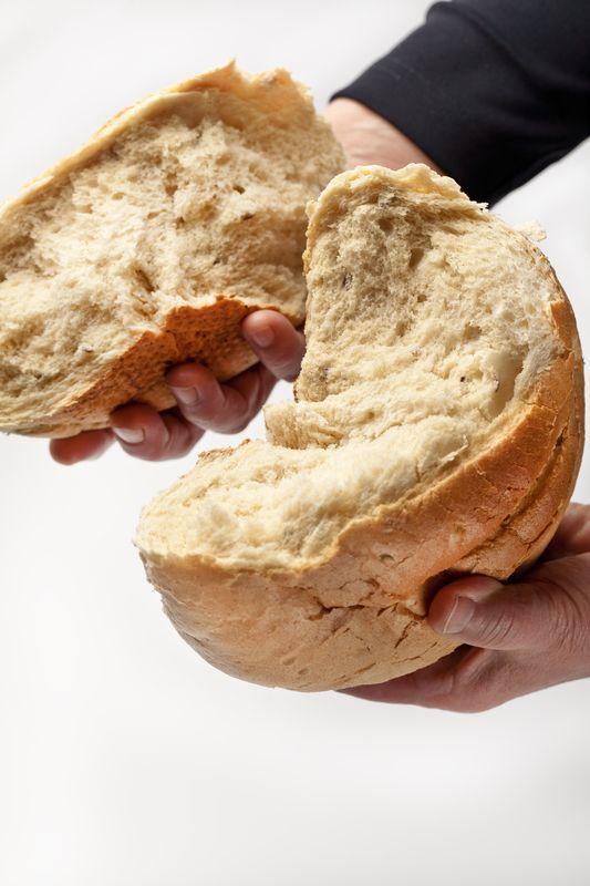 Stredomorský kukuričný chlieb