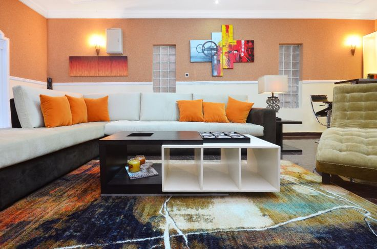 Living Room Design And Decor By Us Interiorculturebyobiageli Project For Residential Home Interior In Lagos Nigeria