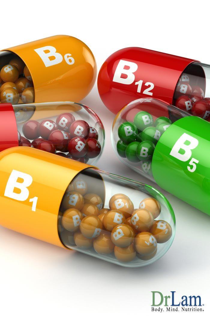 Amazing Benefits of B: How Vitamin B Complex Benefits Change Your Life