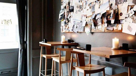 Marie Louise Munkegaard Pony Restaurant -Vesterbrogade 135 1620 Kobenhavn V