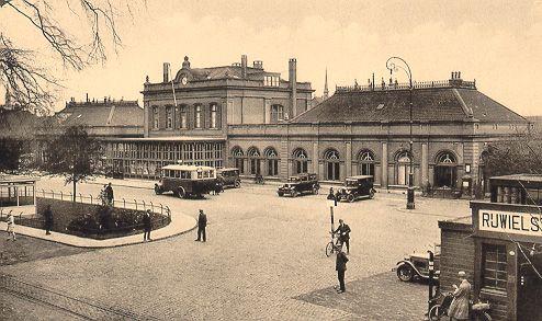 station Tilburg