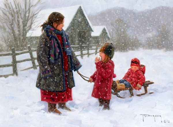 (Part I) Be Back Soon Way Up North O Christmas Tree Emma's Sleigh Ride A Grand Day For The Chickadees Celebration Our Giant Playing With Giants A Wild Ride Snow Angels The Friendly One Boy&#8…