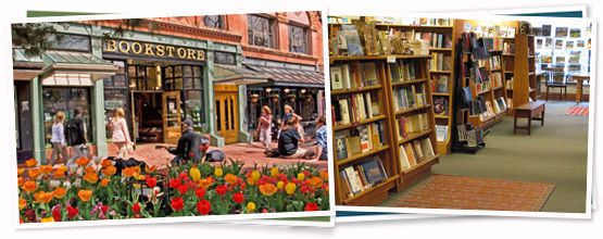 Store Info | Boulder Book Store