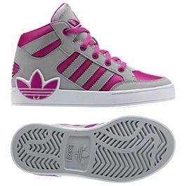 My Adidas-High top (look at this adidas shoes Light Onyx/Light Onyx/Blast Purple ) ADIDAS Women's Shoes - http://amzn.to/2ifvgZE