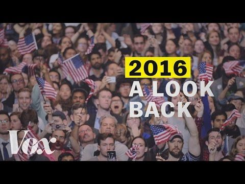 2016 Year End Review - World Events and YouTube Rewind - YouTube