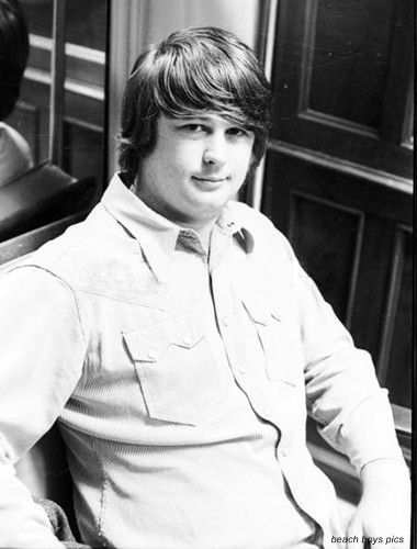 Brian Wilson. Am I the only one who thinks he was super cute back in the day?