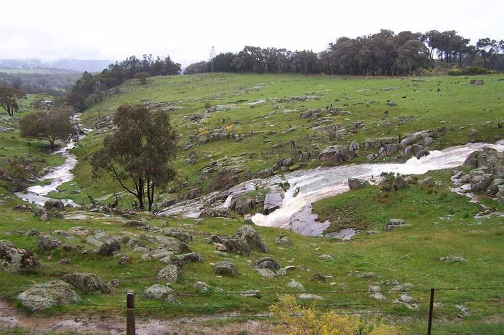Waterfall and Creek | Lifestyle Property For Sale | Beechworth Vic, Australia