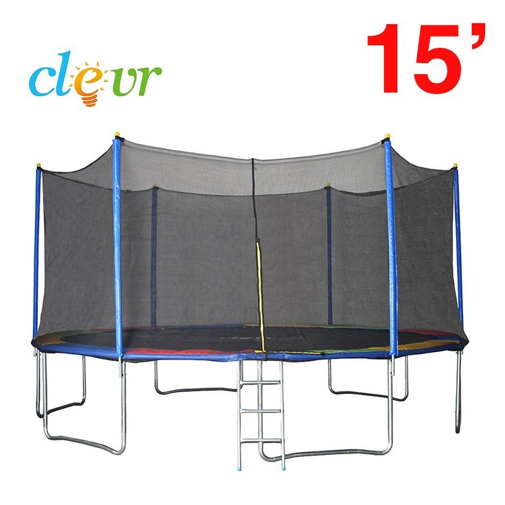 25 Best Ideas About Trampoline Spring Cover On Pinterest: Best 25+ Trampoline Ladder Ideas On Pinterest