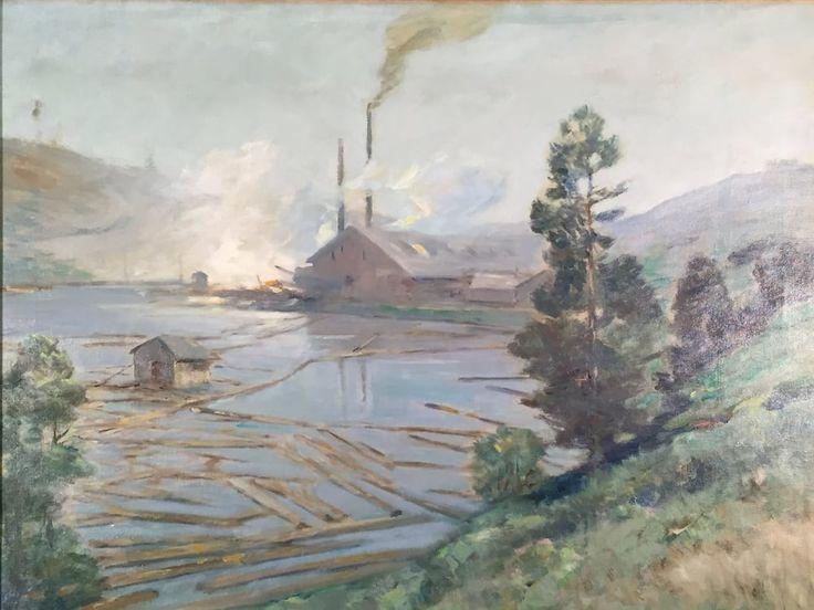 William Ritschel - Lumber Mill http://www.bradyhart.com/william-ritschel-lumber-mill/pctbslzdmjntualmsq65vlpq7cix54